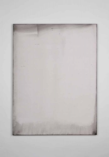 Cleaned Painting #17 2014 acrylic on canvas 50x66cm
