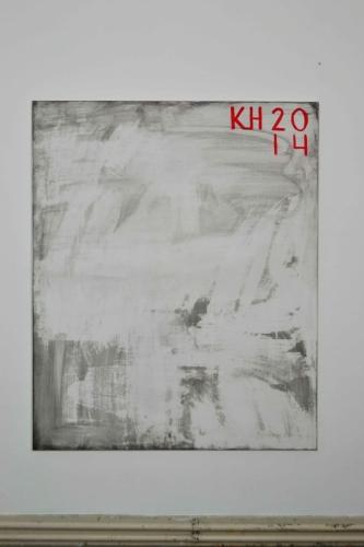 Ink Wash #4 2014 115x140cm acrylic on linen