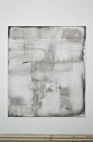 Ink Wash #5 2014 120x140cm acrylic on linen