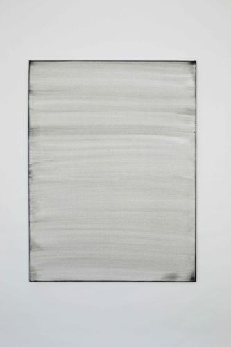 Washed Acrylic Painting#15 2014 50x66cm acrylic on canvas
