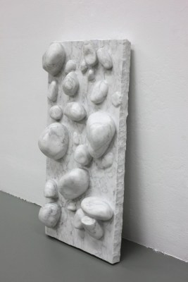 Stone No.2  2018 30x60x12cm marble